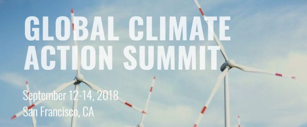 Global Climate Action Summit 2018