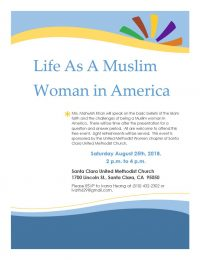 SCUMW: Life as a Muslim Woman