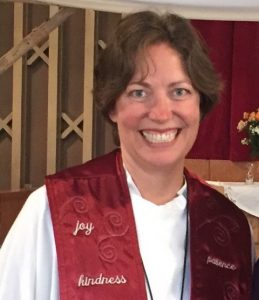 Rev. Jennifer Goto