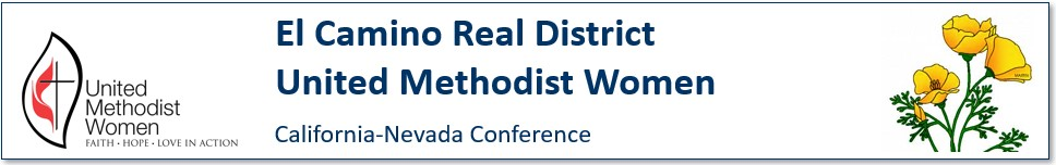 El Camino Real District United Methodist Women