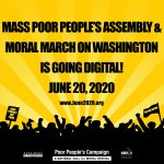 Mass Poor People's Assembly and Moral March on Washington