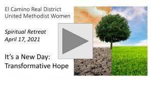 """Video of Saturday program featuring Rev. Char Bear's """"Profiles in Hope"""""""