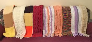 Prayer shawls and scarves
