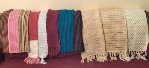More prayer shawls and scarves